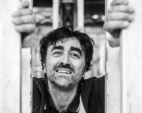 Julien Banes Portrait @ Guendalina Flamini