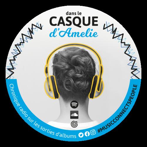 DANS LE CASQUE D'AMELIE
