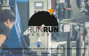 VINYLE BY RUNRUN RECORDS