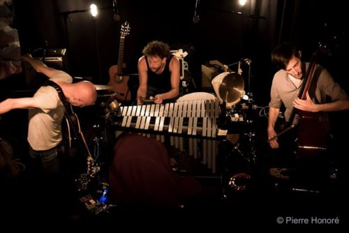 LE SKELETON BAND @ Pierre Honore