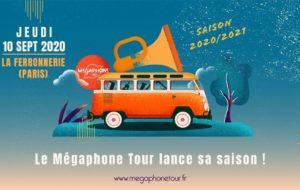 Concert Mégaphone Tour