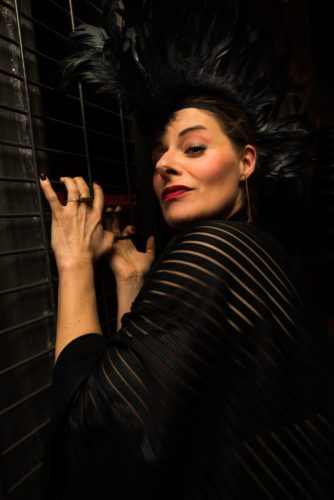 Sarah Olivier © Marylene Eytier