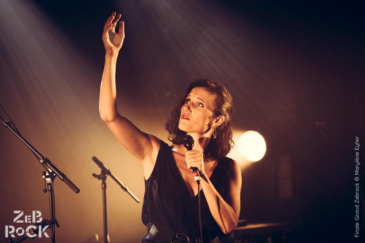 Laura Clauzel @ Finale Grand Zebrock 2020 © Marylène Eytier