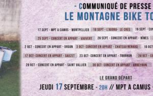 LE MONTAGNE BIKE TOUR