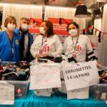 L'Estival 2020 - Chaussettes solidaires © Marylène Eytier
