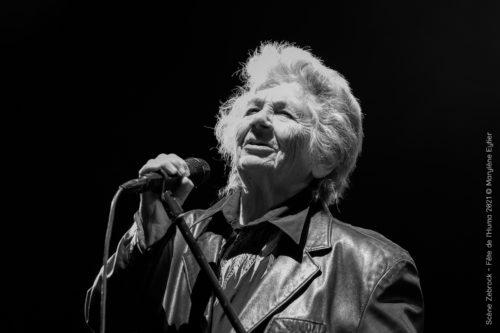 Little Bob blues Bastards - Scène Zebrock - Huma 2021 © Marylene Eytier